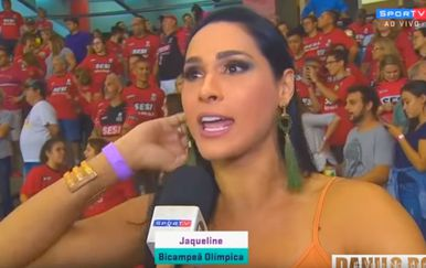 Jaqueline Carvalho (Screenshot)