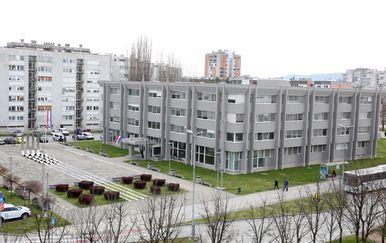 Zgrada suda u Karlovcu (Foto: Kristina Stedul Fabac/PIXSELL)