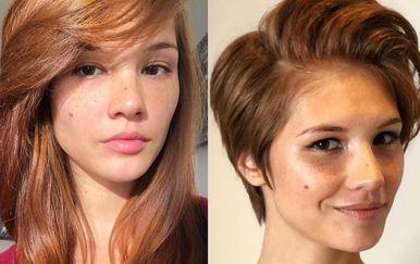 Promjena frizure (Foto: brightside.me)