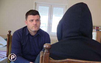 Reporter Provjerenog Mato Barišić (Foto: Dnevnik.hr)