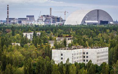 Pripjat je grad duhova u Ukrajini