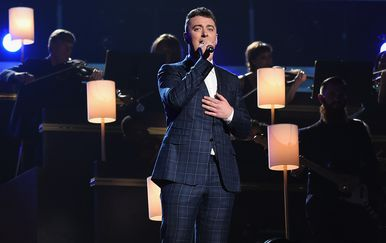 Sam Smith (Foto: AFP)