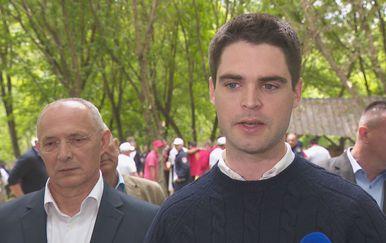 Karlo Ressler nositelj liste za EU IZBORE (Foto: Dnevnik.hr))