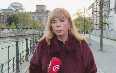Ivana Petrović donosi detalje o sastanku u Berlinu (Foto: Dnevnik.hr)