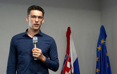 Božo Petrov (Foto: Miranda Cikotic/PIXSELL)