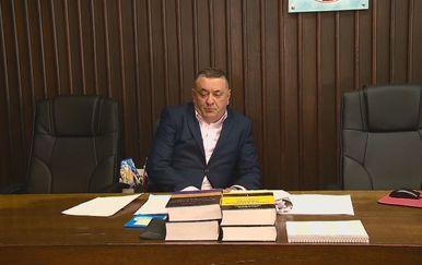 Sudac istrage i glasnogovornik Županijskog Suda Dubrovnik Pero Miloglav (Foto: Dnevnik.hr) - 2