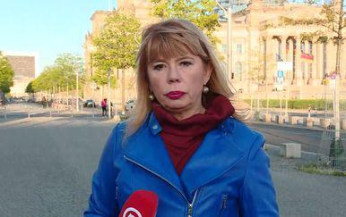 Ivana Petrović donosi detaljes sastanka u Berlinu (Foto: Dnevnik.hr)