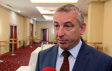 Ministar graditeljstva Predrag Štromar (Foto: Dnevnik.hr)