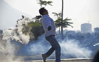 Vojni udar u Venezueli (Foto: AFP) - 1