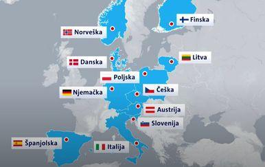 Popuštanje mjera u Europi - 3