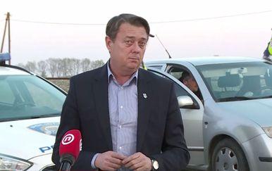 Goran Ivanović, načelnik Stožera civilne zaštite Osječko-baranjske županije