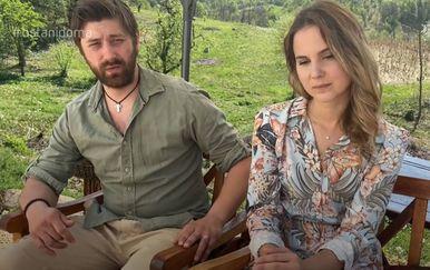Marko i Nevena Vukes sve izgubili u potresu - 2