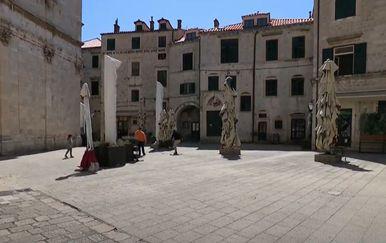 Prazni Dubrovnik