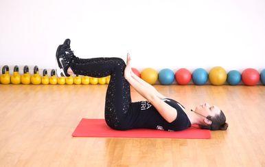 Kod vježbanja trbuha važno je kako to činimo