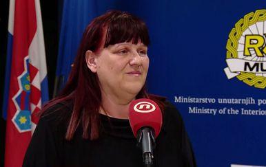 Maja Grba-Bujević, ravnateljica Hrvatskog zavoda za hitnu medicinu