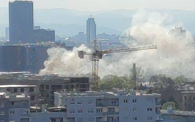 Požar u Zagrebu - 8