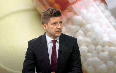 Zdravko Marić u Dnevniku Nove TV - 2