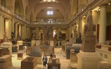 Izložba u Kairu egipatskih mumija i artefakta - 4