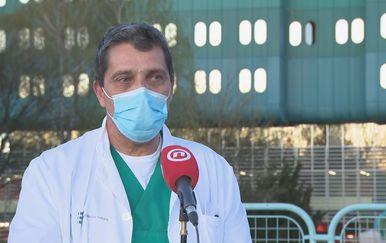 Nikola Bradić, anesteziolog KB-a Dubrava