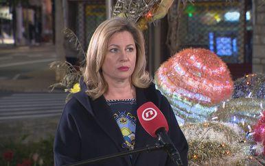 Irena Peršić Živadinov, direktorica Turističke zajednice Kvarner
