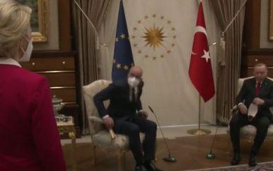 Šefica Europske komisije ostala bez mjesta