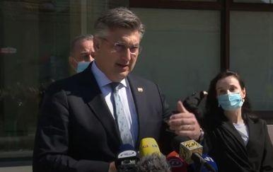 Andrej Plenković u Koprivnici