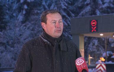 Ivan Križanić, direktor HAC-ova Sektora za održavanje