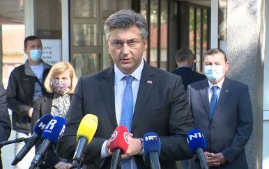 Premijer Andrej Plenković u Rijeci