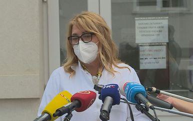 Željka Karin, ravnateljica NZJZ SDŽ