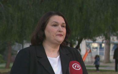 Renata Sabljar-Dračevac, predsjednica Odbora za zdravstvo i socijalnu politiku