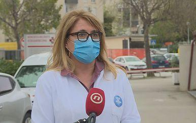 Željka Karin, ravnateljica Nastavnog zavoda za javno zdravstvo Splitsko-dalmatinske županije