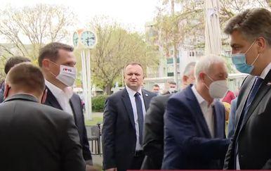 Plenković u Velikoj Gorici