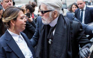 Karl Lagerfeld (Foto: Profimedia)