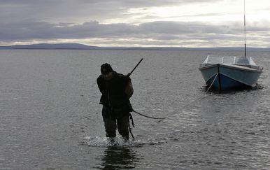 Amerikanac slučajno doplovio od Aljaske do Rusije (Arhiva: AFP)