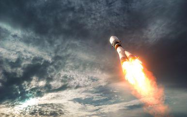 Raketa, ilustracija (Foto: Getty)