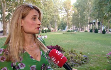 Valentina Baus uživo iz centra Zagreba o alergijama (Foto: Dnevnik.hr) - 3