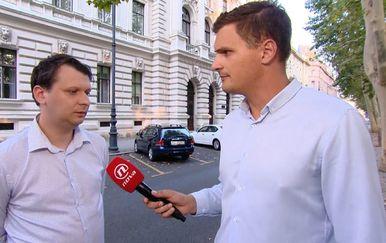 Dino Goleš uživo o štrajku Croatia Airlinesa (Foto: Dnevnik.hr) - 3