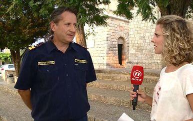 Paula Klaić Saulačić uživo iz Čilipa (Foto: Dnevnik.hr) - 1