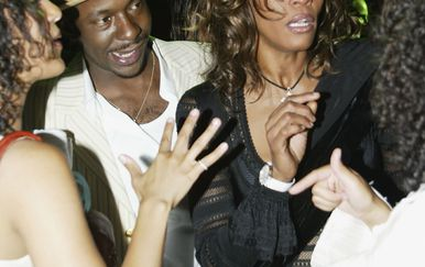 Whitney Houston Bobby Brown (Foto: Getty)