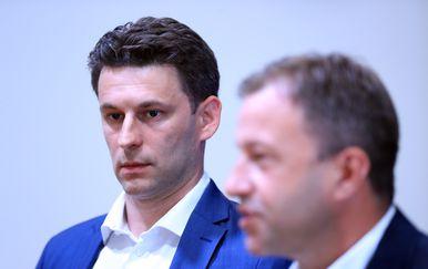 Petrov i Panenić (Foto: Slavko Midzor/PIXSELL)