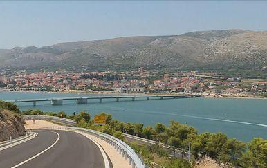 Otok Čiovo i dalje ima problema s manjkavom infrastrukturom (Foto: Dnevnik.hr) - 2