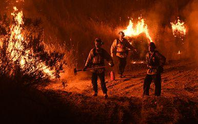 Požar u Kaliforniji (Foto: AFP)