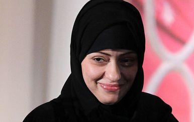 Samar Badawi (Foto: AFP)