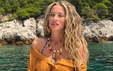 Izabel Kovačić, Mateo Kovačić (Foto: Instagram)
