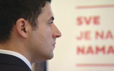 Davor Bernardić, predsjednik SDP-a (Foto: Dnevnik.hr)