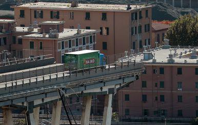 Vozač kamiona koji se zaustavio netom prije tragedije nije spreman dati intervju (Foto: AFP)