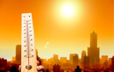 Velike vrućine, ilustracija (Foto: Getty)