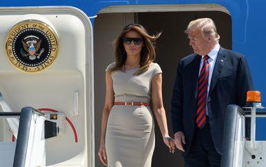 Melania Donald Trump (Foto: Getty)