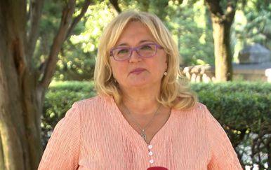 Ines Strenja Linić o situaciji u hrvatskom zdravstvu (Foto: Dnevnik.hr)
