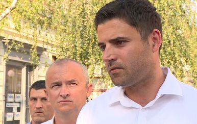 Davor Bernardić, predsjednik SDP-a (Foto: Dnevink.hr)